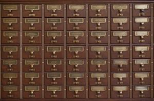 Card Catalog picture